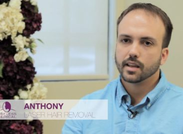 Client Testimonial – Hair Removal
